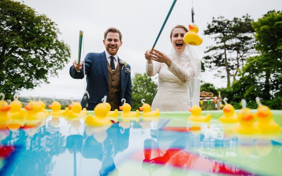 Daisy & Andrew | Penmaen House Wedding Photos