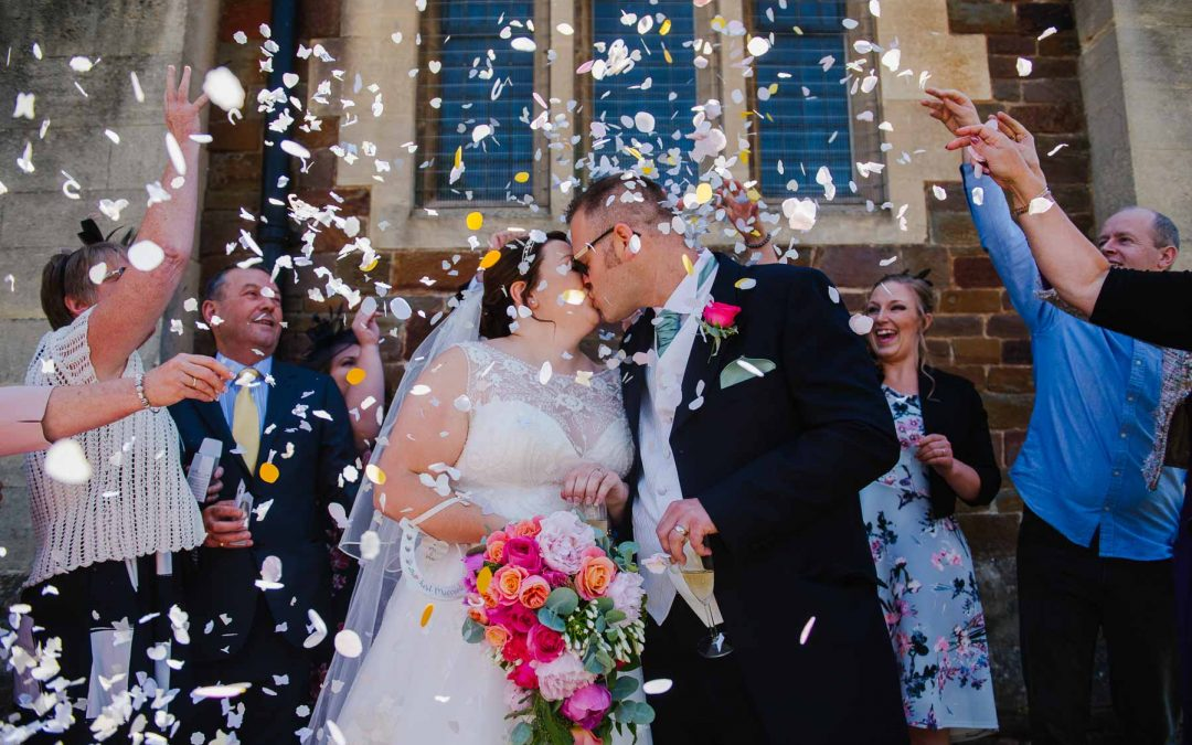 Lisa & Mark Wedding | Egypt Mill Nailsworth