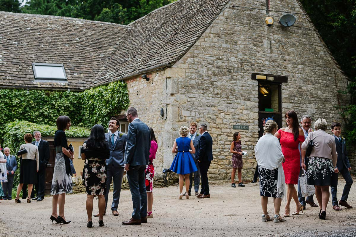 Owlpen Manor best Gloucestershire venue