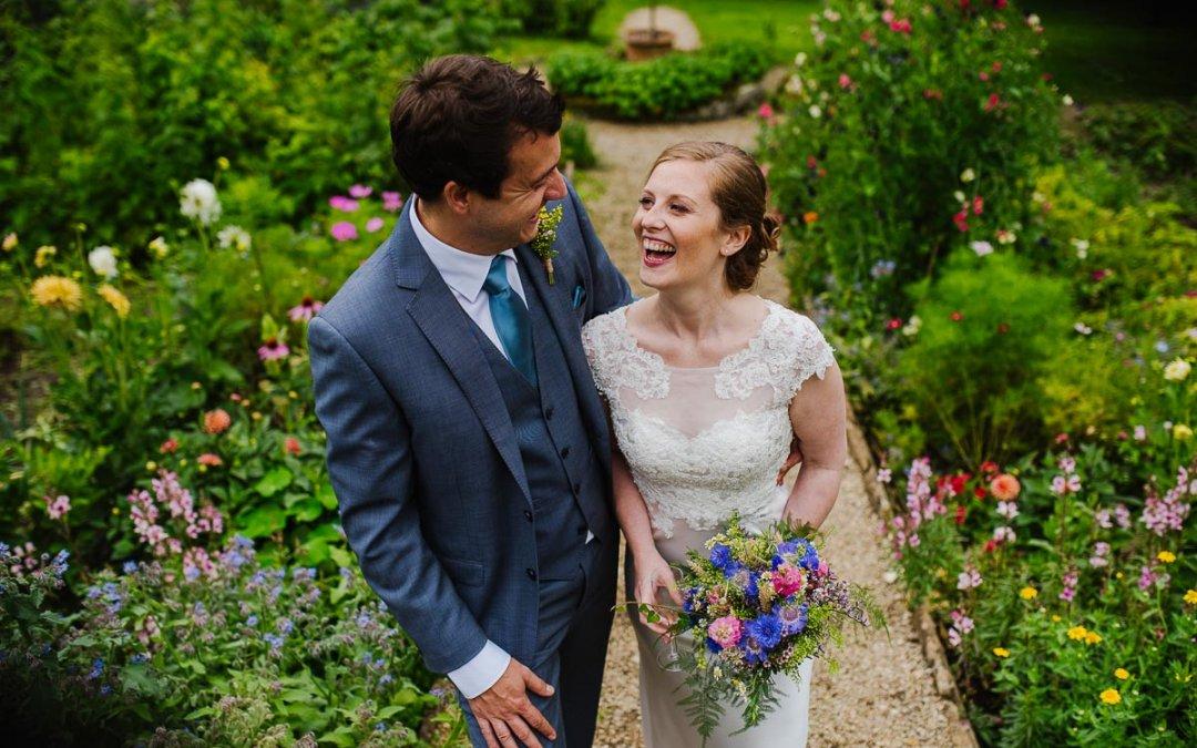 Owlpen Manor Wedding Photos | Lisa & Andy