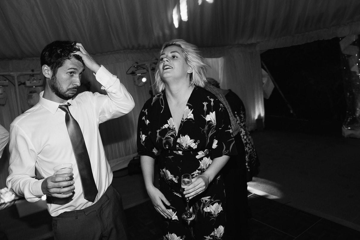 Owlpen manor house dancing wedding photos