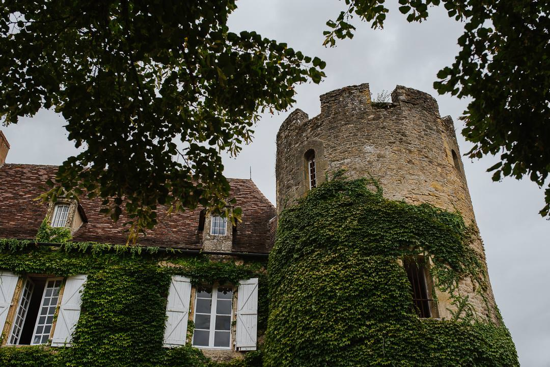 French chateau wedding photos cazenac dordogne