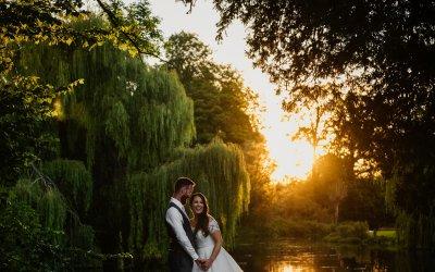 Ardington House Wedding Photos | Alexia & Matt