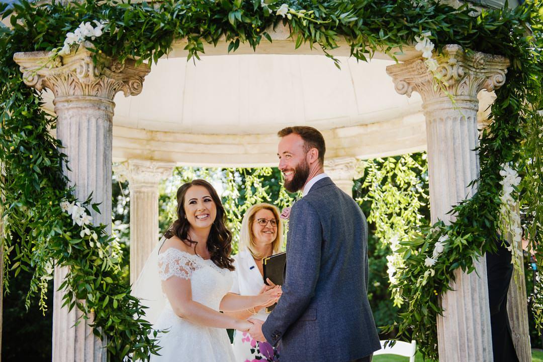 oxfordshire summer wedding photo ardington venue