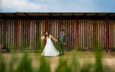 Furtho Manor Farm Wedding Photos | Amy & Tom