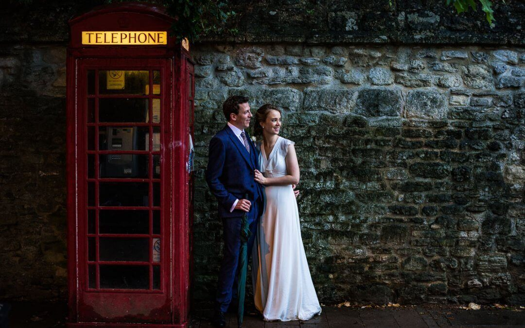 Rhodes House Wedding Photos | Louise & David
