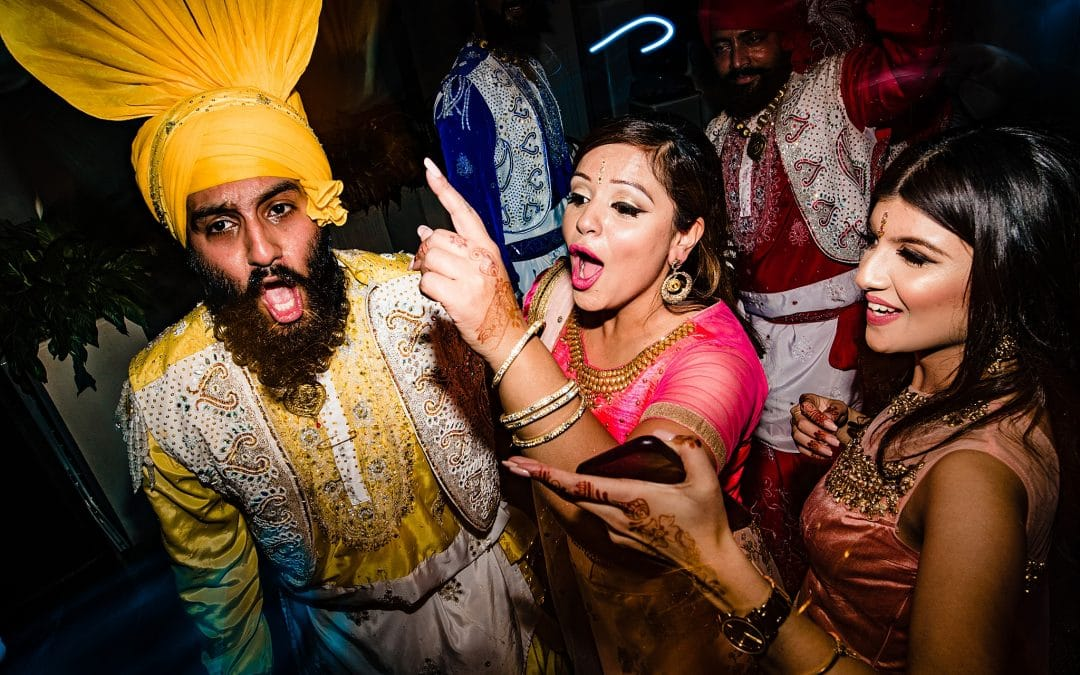 Hampton Manor Indian Wedding | Mana & Rob