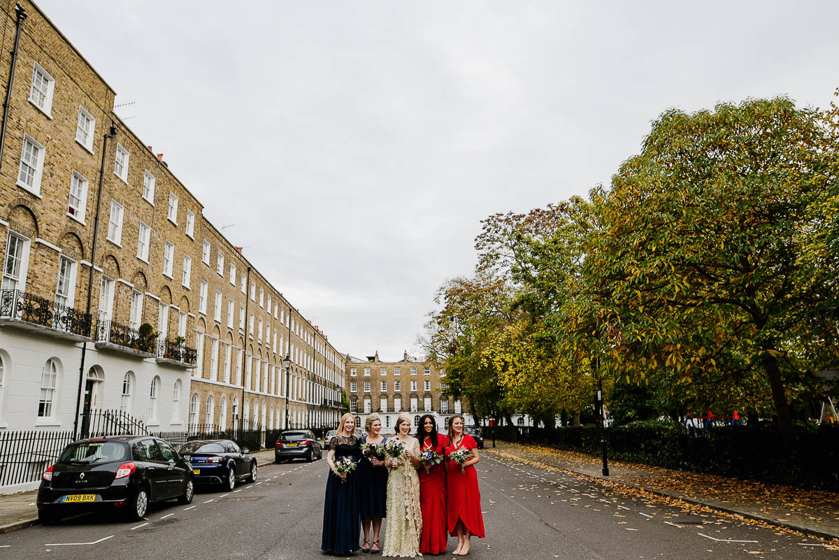 25Emma Isaac Finsbury Town Hall London Wedding Photos