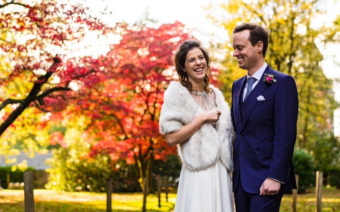Hampton Manor Hotel Solihull | Sarah & John