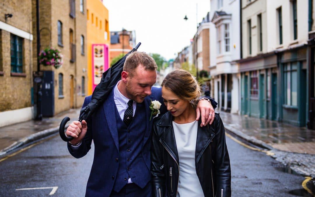 Harriet & Chris | Tanner Warehouse Wedding