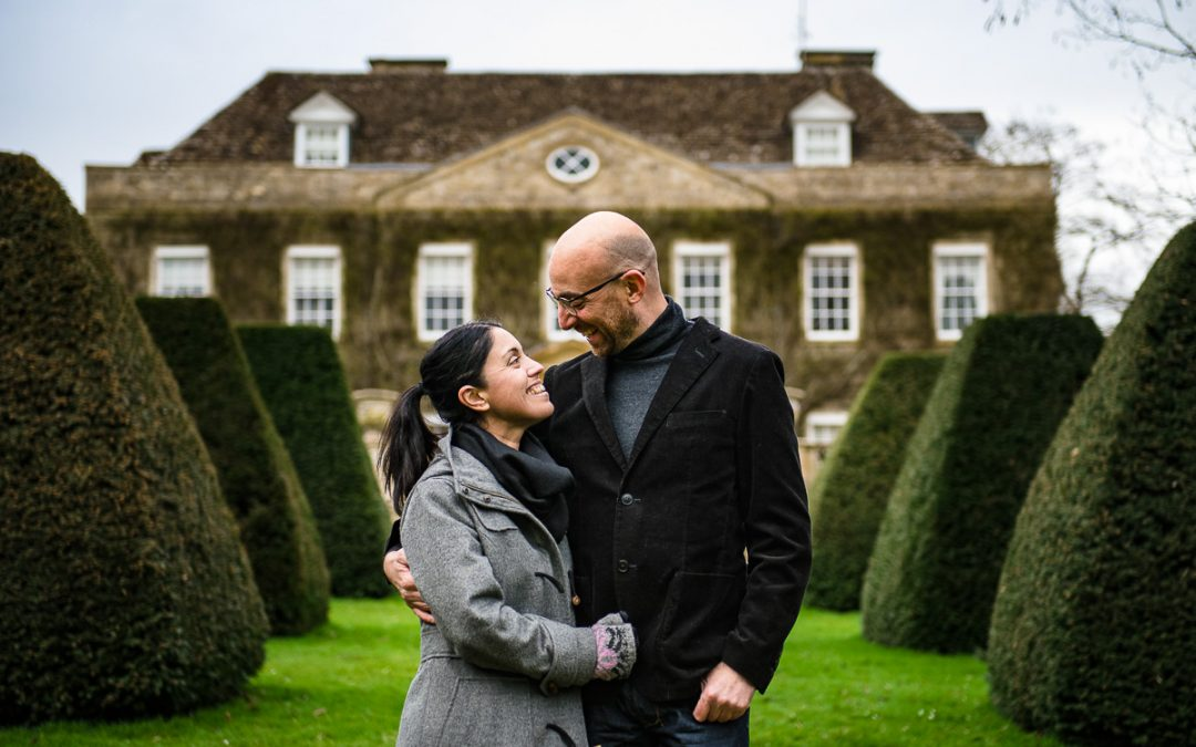 Cornwell Manor Pre-wedding | Romina & Lucien