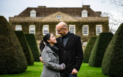 Romina & Lucien's Engagement Photos | Oxfordshire