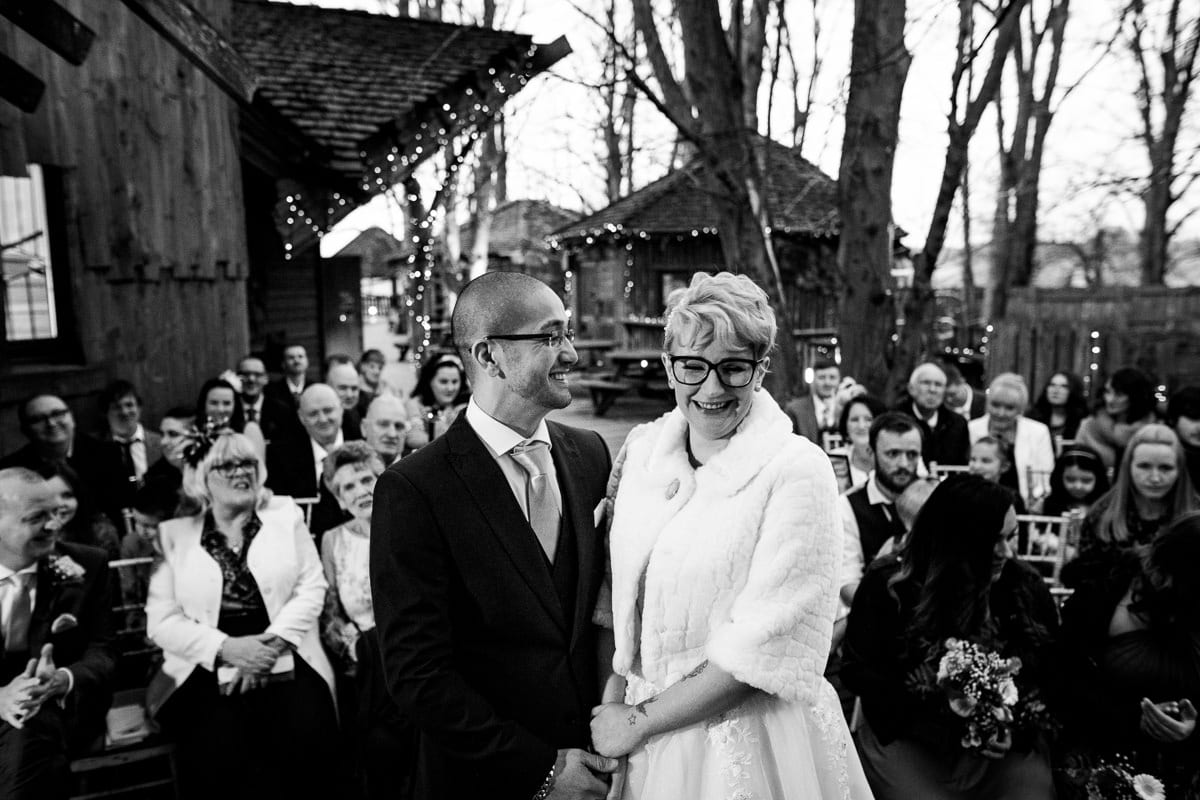 105Alnwick treehouse wedding photos Jonny Barratt Photography