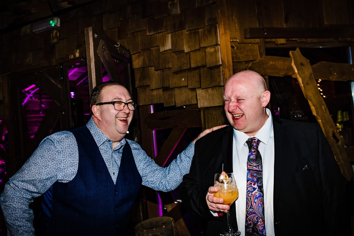129Alnwick treehouse wedding photos Jonny Barratt Photography