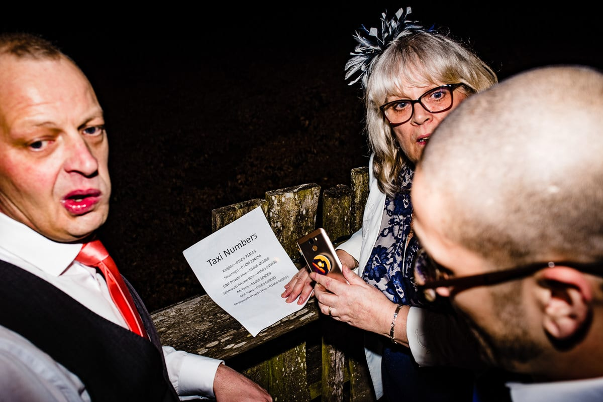 91Alnwick treehouse wedding photos Jonny Barratt Photography