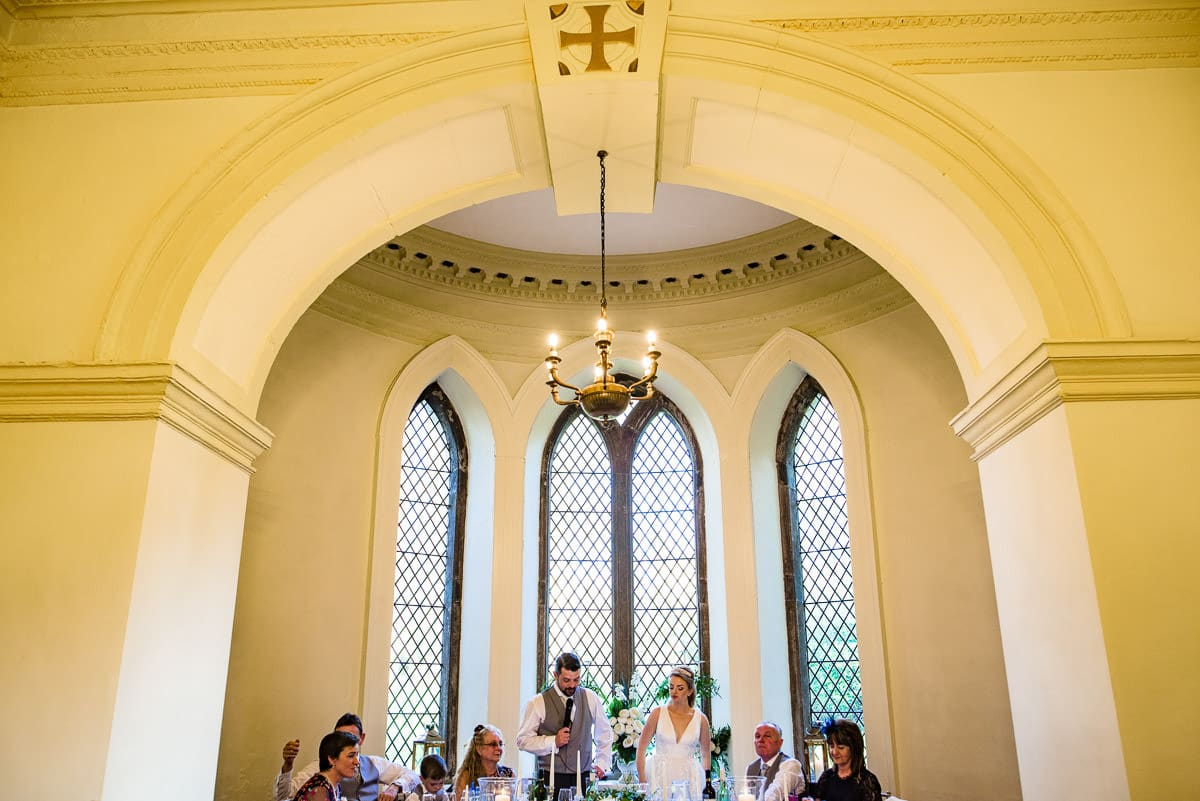 004Clearwell castle wedding photos Jonny Barratt Photography