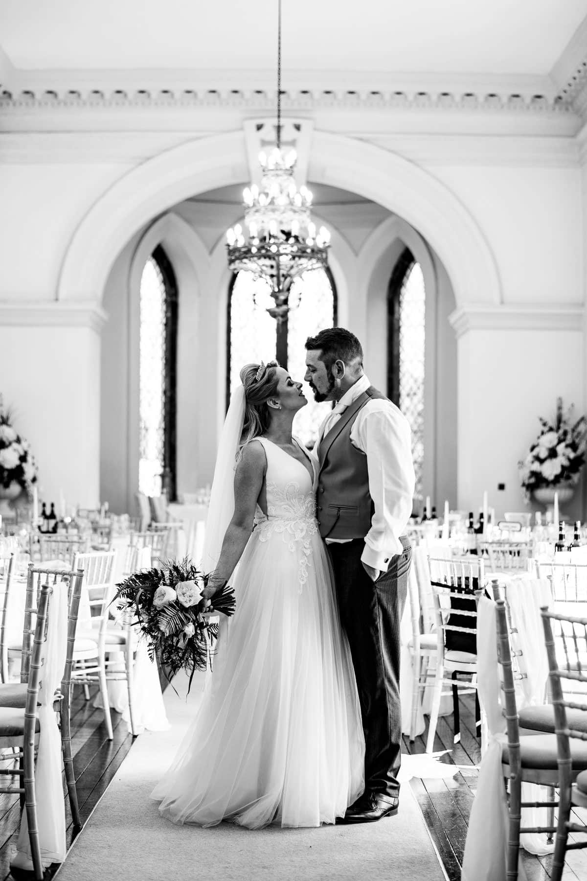 008Clearwell castle wedding photos Jonny Barratt Photography