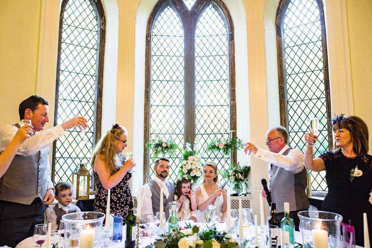 031Clearwell castle wedding photos Jonny Barratt Photography