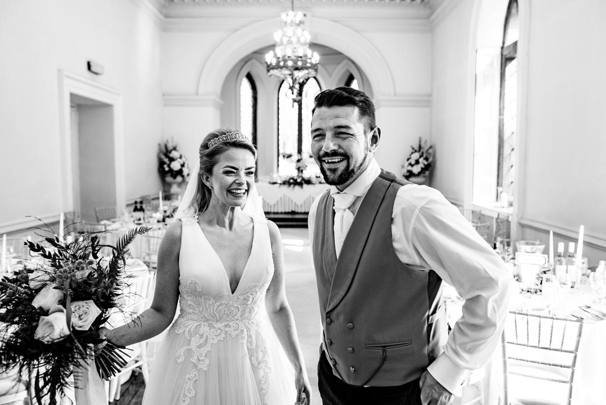 033Clearwell castle wedding photos Jonny Barratt Photography