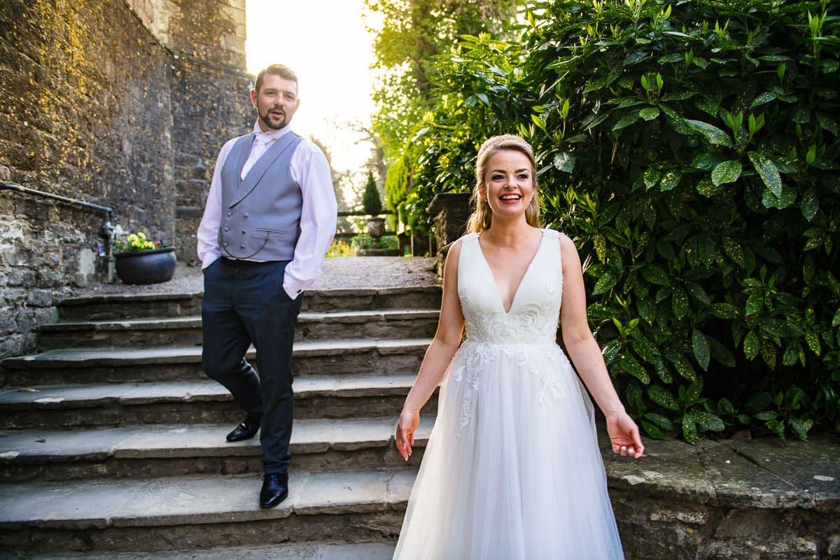 035Clearwell castle wedding photos Jonny Barratt Photography