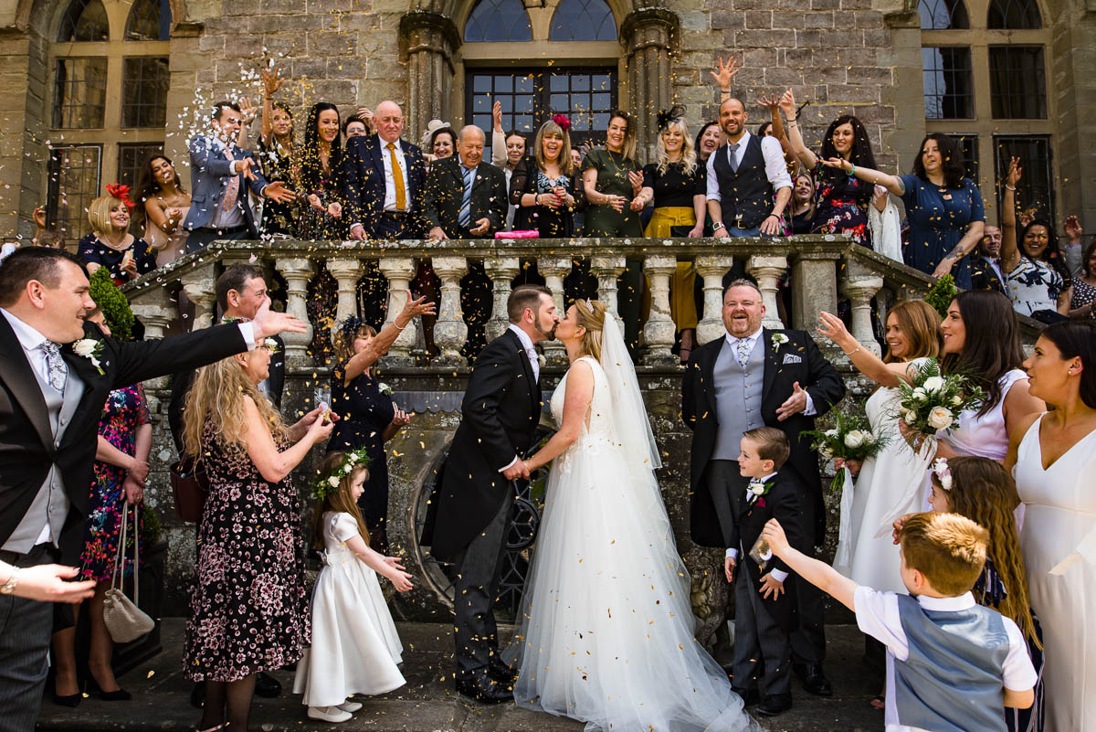 046Clearwell castle wedding photos Jonny Barratt Photography