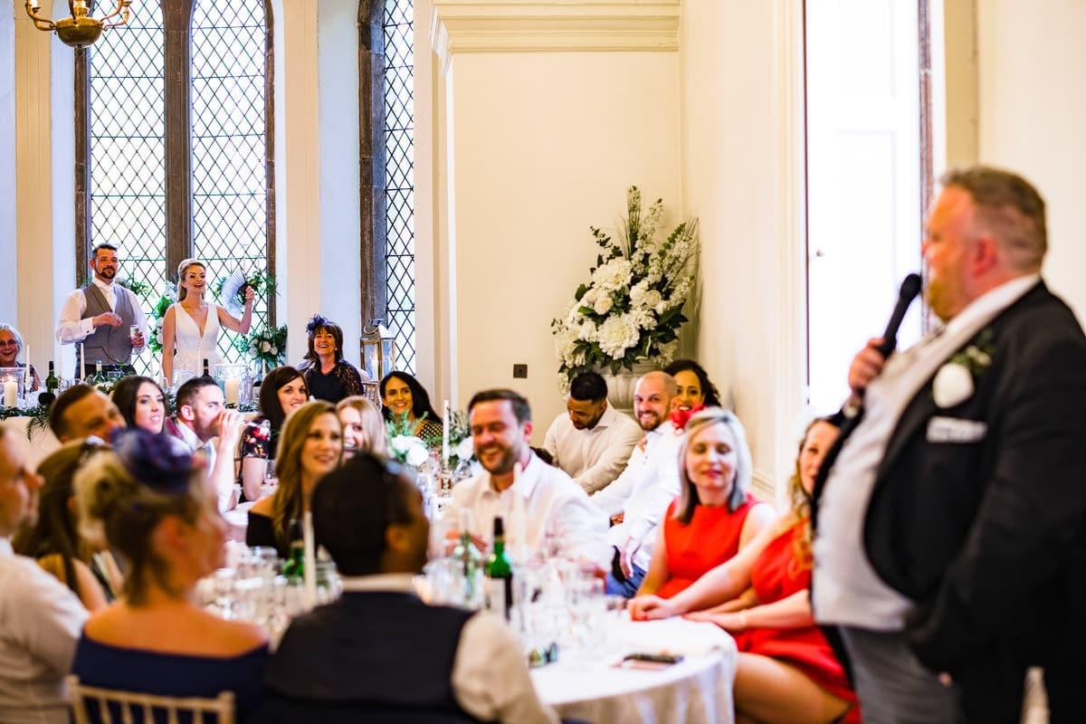051Clearwell castle wedding photos Jonny Barratt Photography