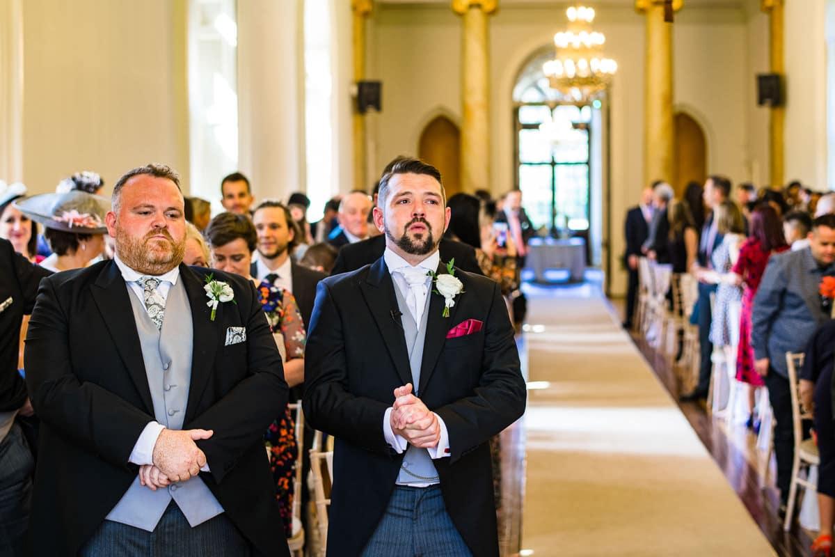 062Clearwell castle wedding photos Jonny Barratt Photography