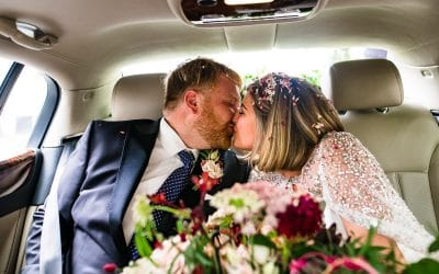Hampton in Arden Wedding Photos | Rosie & Mark