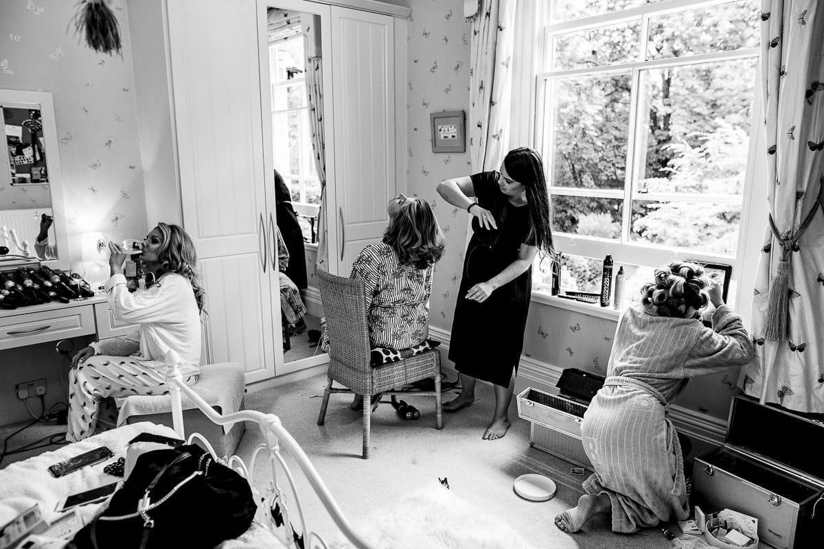 5Rosie Mark hampton manor wedding photos