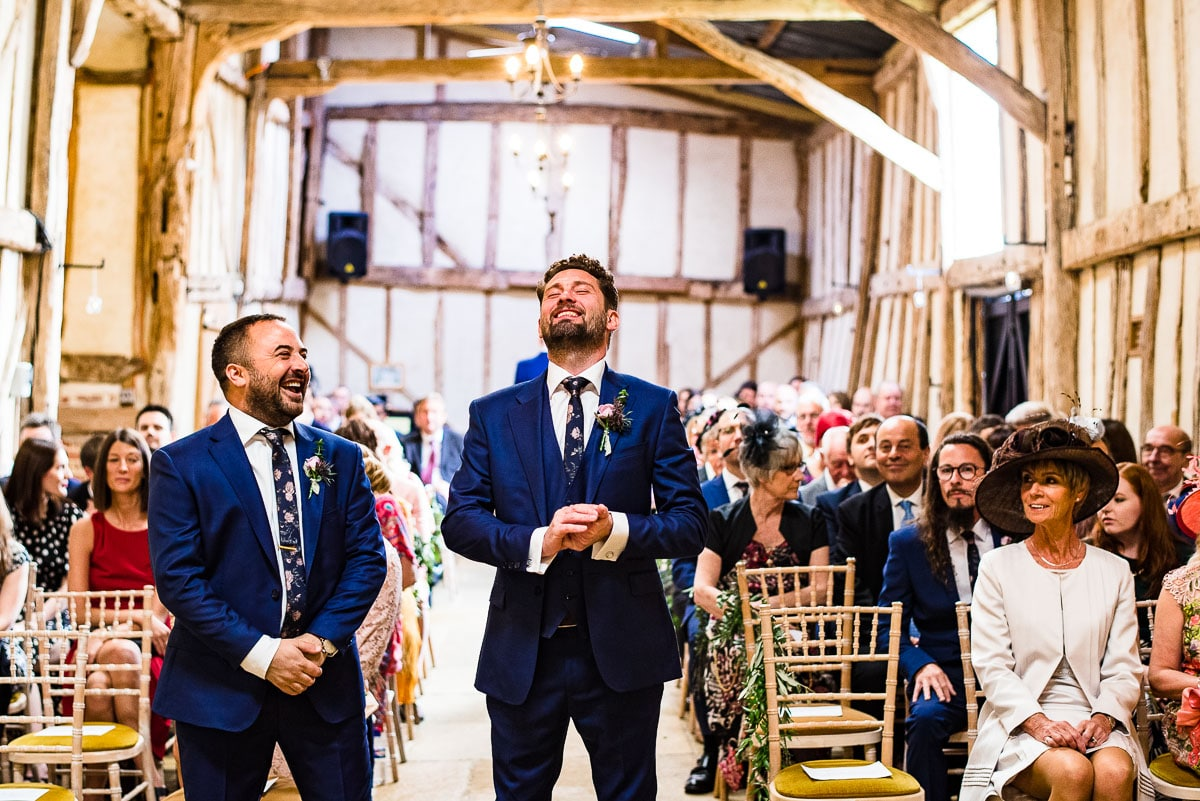 31Alpheton Hall Barns Wedding Photos