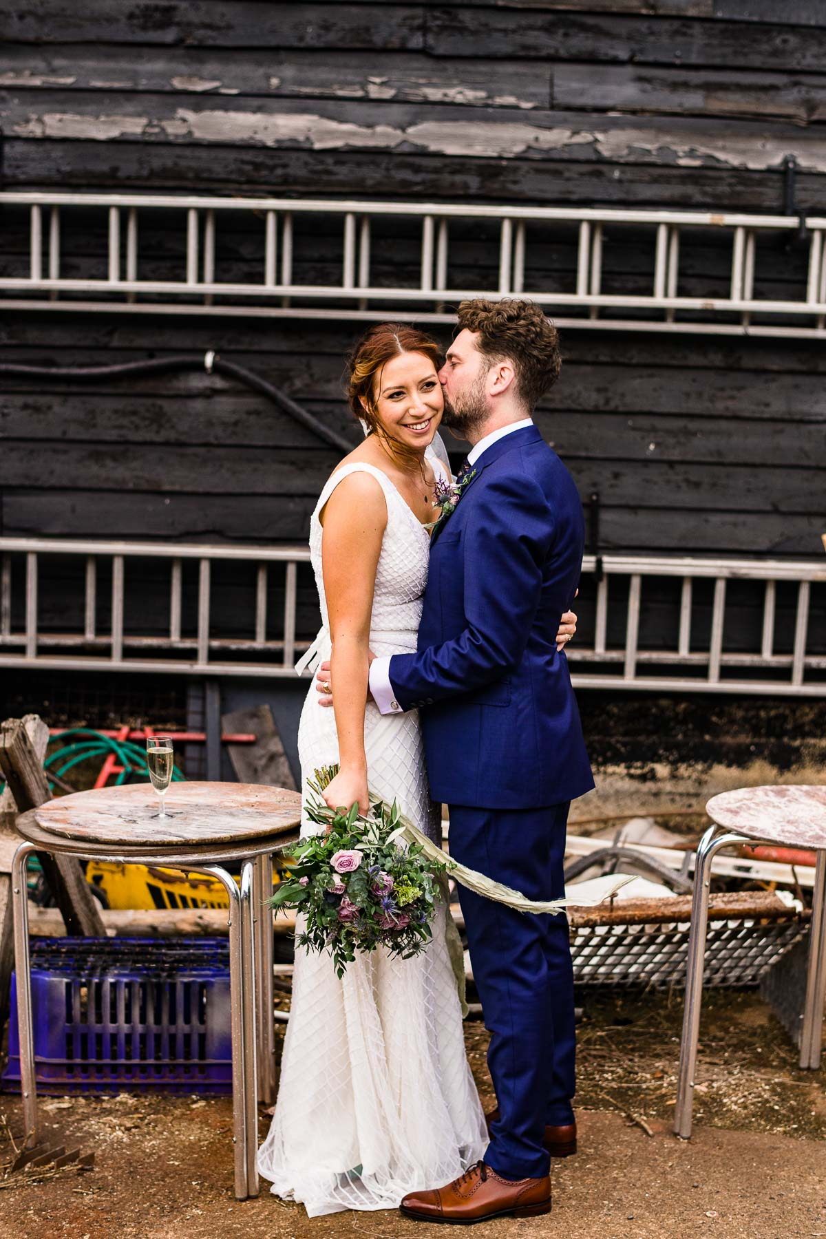 37Alpheton Hall Barns Wedding Photos
