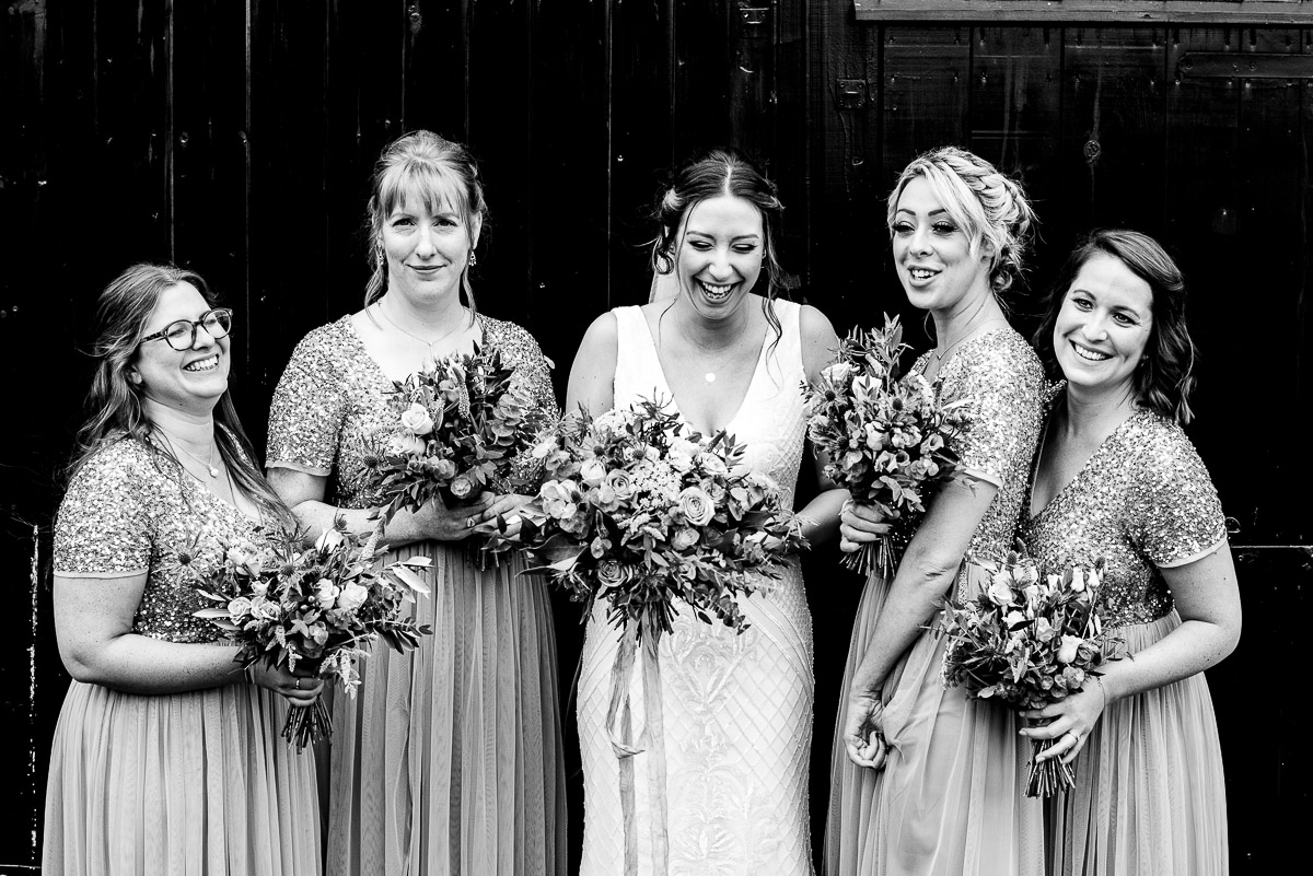 57Alpheton Hall Barns Wedding Photos