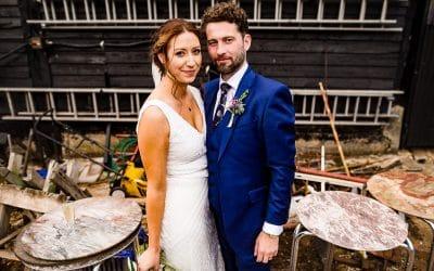Alpheton Hall Barns Wedding Photos | Sarah & Mark