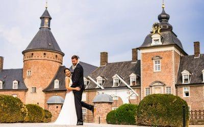 Parkhotel Wasserburg Anholt Wedding | Andrea & Felix