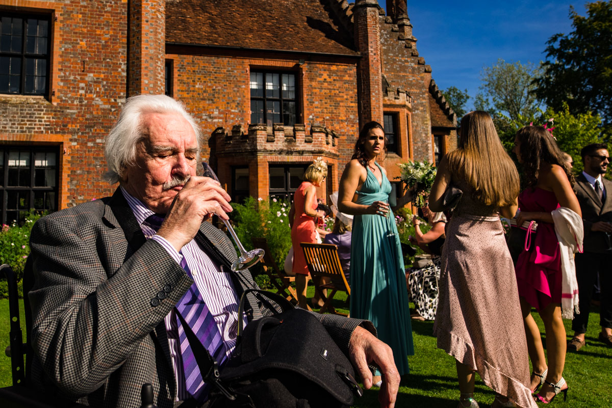 Chenies Manor House Hertfordshire Wedding Venue
