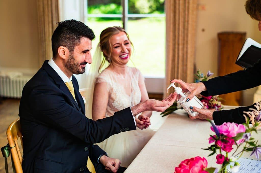 Ella Sami Kew Gardens Wedding138